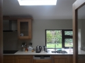 Renovations: new kitchen & skylight