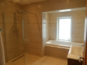 Extension & renovate of bathroom.